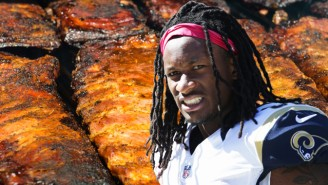 Todd Gurley Tells Us How Much He Misses Real BBQ, And Other East Coast Delicacies
