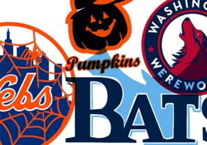 Here Are Halloween-Themed Logos For Every MLB Team