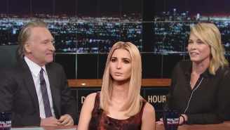 Chelsea Handler And Bill Maher Tear Away The Mystique Of Ivanka Trump's 'Goodness'