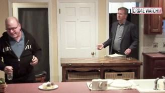 Things Get Super Awkward When Chris Hansen Runs Into An Old Friend On A Bust