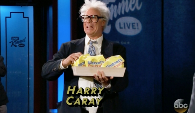 Will Ferrell Brought Back Harry Caray To Celebrate The Cubs First World Series In 71 Years
