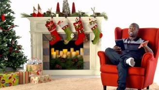 Kevin Hart Will Play Santa Claus In A New Movie (Which We Probably Should've Seen Coming)
