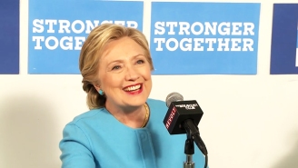Hillary Clinton's Election Day Mannequin Challenge Might Be The Best One Yet