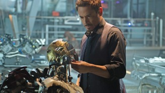 Robert Downey Jr. is trying to get the Avengers involved in Facebook AI