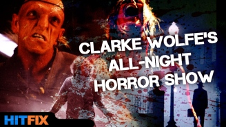 Clarke Wolfe's All-Night Horror Show