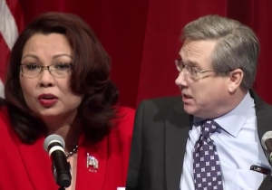 Iraq War Vet Tammy Duckworth Defeats GOP Sen. Mark Kirk, Who Mocked Her Mixed Race Background