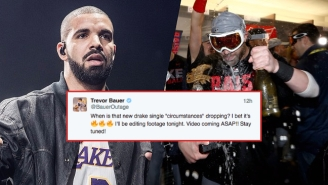 The Indians Owned Everyone On Twitter, Including Drake, After Moving On To The World Series