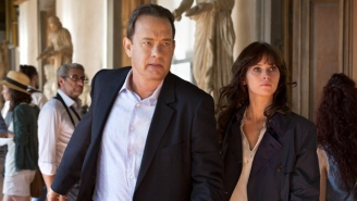 In 'Inferno,' Tom Hanks Is America's Dad And The Adults Are In Charge