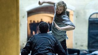 Netflix Places Their Next Binge-Ready Superhero On Display With The 'Iron Fist' Teaser Trailer