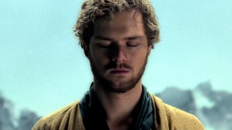 Why is it so important for Marvel's Iron Fist to be white?