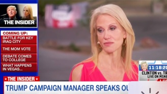 Kellyanne Conway Touts Trump's 'Five-Point Plan To Defeat Islam' And Then, Uh, Clarifies