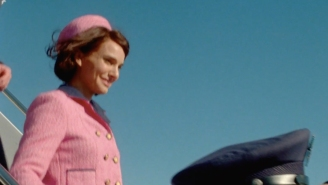 Watch the first trailer for Natalie Portman's 'Jackie' to the tune of 'Camelot'