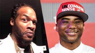 Jaheim Completely Snaps After Charlamagne Makes Him 'Donkey Of The Day'