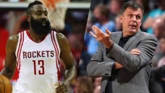 Former Coach Kevin McHale Isn't So Sure James Harden Can Fill A Facilitator's Role