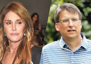 North Carolina Gov. Pat McCrory Admits He Would Tell Caitlyn Jenner To Hit The Men's Showers