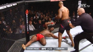 Jimi Manuwa Pulled Off Another Extremely Violent Knockout At UFC 204