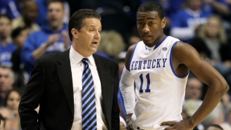 John Wall's Cell Phone Almost Prevented Him From Joining Kentucky