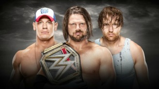 WWE No Mercy 2016 Open Discussion Thread