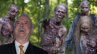 Let John Cleese Catch You Up On The First Six Seasons Of 'The Walking Dead'