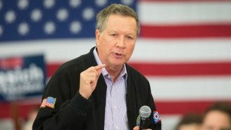 John Kasich Is Furious Over Healthcare: 'I Don't Think Either Party Cares About Helping Poor People'