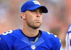 The New York Giants Finally Got Around To Releasing Josh Brown