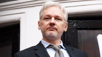 No, Julian Assange Is Not Dead (As Has Been Rumored), But His Internet Connection Is