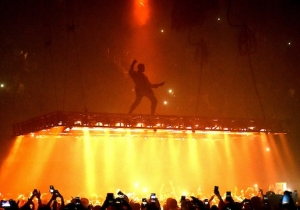 Kanye West's Compassionate God Dream Of A Tour Is Instagram-Ready