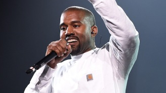 Kanye West's New Year's Resolution Is Really Sweet, You Guys