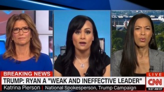 Katrina Pierson: Hip-Hop Culture's Influence On Trump Caused Him To Say Those Gross, Rape-y Things