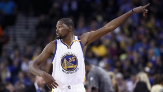 Kevin Durant Accidentally Told The Warriors' Owner His Free-Agency Plans Before He Was Ready