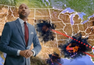 Keegan-Michael Key's Post-Election Forecast Provides A Bleak Vision Of The Trump Future