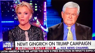 Watch Megyn Kelly Completely Own Newt Gingrich After He Accuses Her Of Being Obsessed With Sex