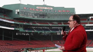 A Red Sox Pitcher Left Tickets To A Playoff Game For Ken Bone And His Red Sweater