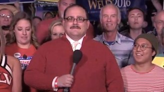 Ken Bone Claims He Still Doesn't Know Who He's Voting For