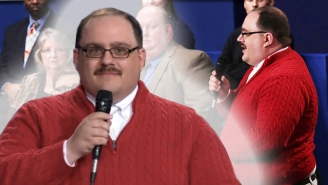 Ken Bone Has Already Been Offered The Inevitable From An Adult Website