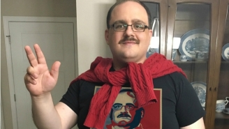 We've Reached Peak Bone Zone With Ken Bone's Official T-Shirts