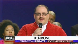 Ken Bone Probably Should Have Deleted His Reddit Comment History Before Doing An AMA
