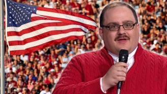 Ken Bone On Being A Viral Sensation And Trump's 'Disgusting' Comments