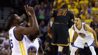 Kevin Durant Admitted He Was 'Glad' The Warriors Lost The Finals, And He Should Be