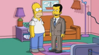 Jimmy Kimmel Will Make You Jealous By Getting A Private Tour Of Springfield From Homer Simpson Himself