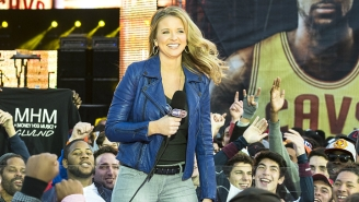 NBA TV Host Kristen Ledlow Shared Terrifying Details Of Being Robbed At Gunpoint