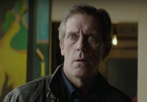 Hugh Laurie Returns To TV In Hulu's Mind-Bending 'Chance'