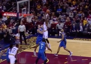 LeBron James Viciously Put Nikola Vucevic On A Poster
