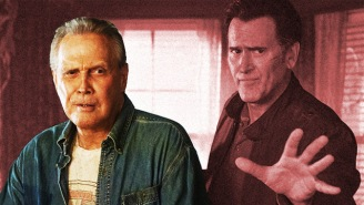 What The Hell Is 'Ash Vs Evil Dead' Doing With Lee Majors?