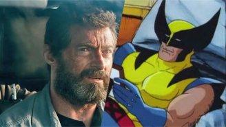 The 'Logan' Trailer Meets The 'X-Men' Cartoon In This Mashup
