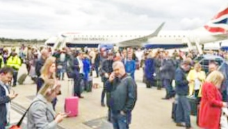 London City Airport Has Been Evacuated After A 'Suspected Chemical Incident' Left Travelers Feeling Ill