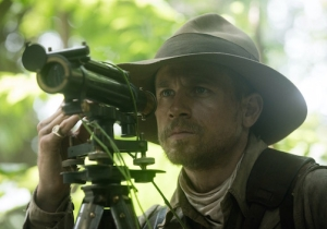 Charlie Hunnam and Robert Pattinson Are Great As They Look For 'The Lost City Of Z'