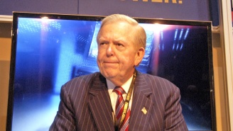 Fox Business Anchor (And Trump Supporter) Lou Dobbs Tweeted The Address And Phone Number Of A Trump Accuser