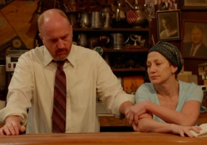 Louis C.K. Explains How Donald Trump's Casino Inspired The 'President Hole' Idea On 'Horace And Pete'