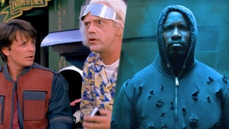 This Is Heavy: 'Luke Cage' Has A Wild 'Back To The Future' Easter Egg